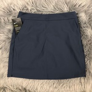Nike golf skirt with attached shorts under